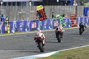 Resumen: la clasificación del GP de España de MotoGP
