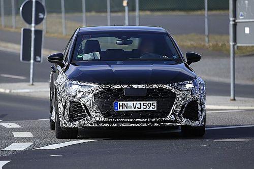 Nuova Audi RS3, pronta una versione anti-AMG da 450 CV
