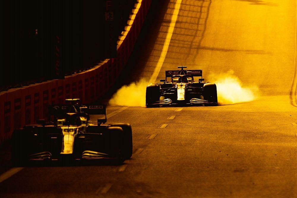 La F1 como un arte: 10 fotos increíbles de Bakú y su historia