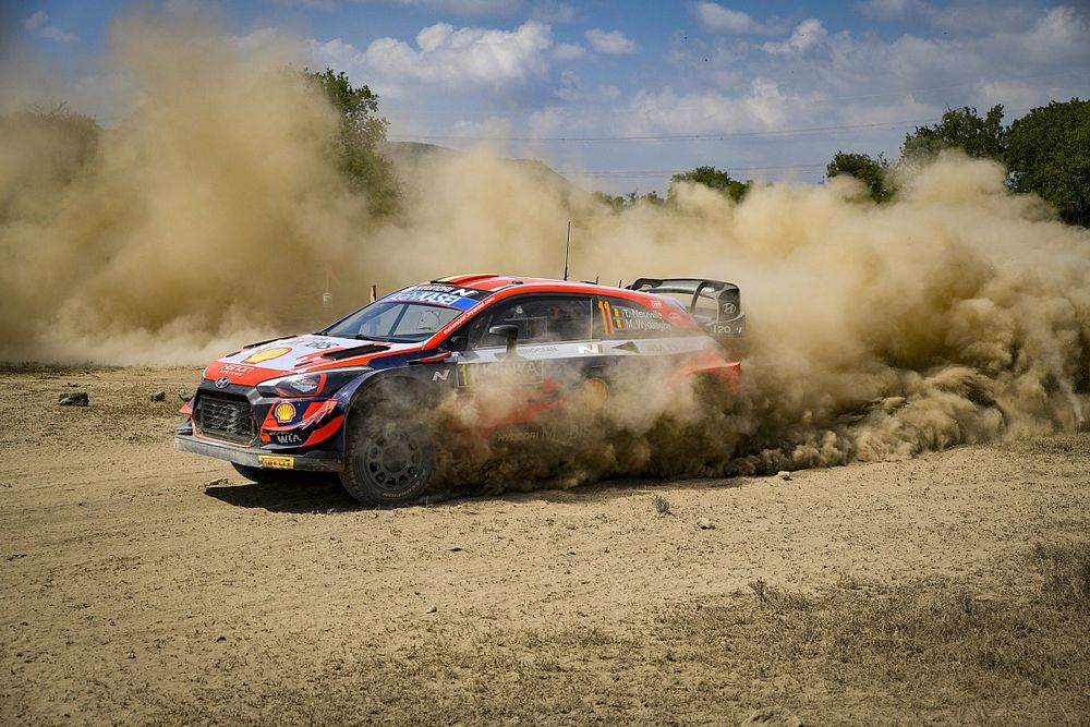 Safari WRC: Luckless Neuville suffers cruel retirement