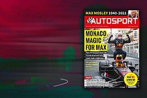 Magazine: Verstappen top of F1 standings after Monaco GP win