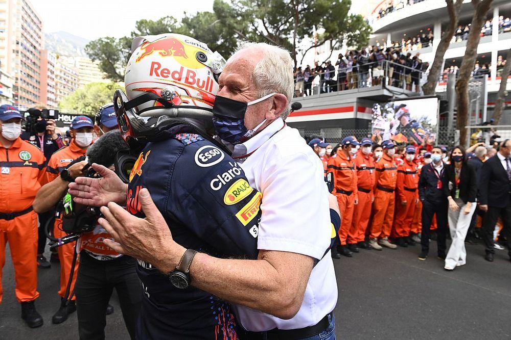 """F1: Marko acredita que Verstappen atingiu """"nível diferente de maturidade"""" após vitória em Mônaco"""
