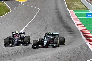 Finis P13, Vettel Menyesalkan Strategi Tim