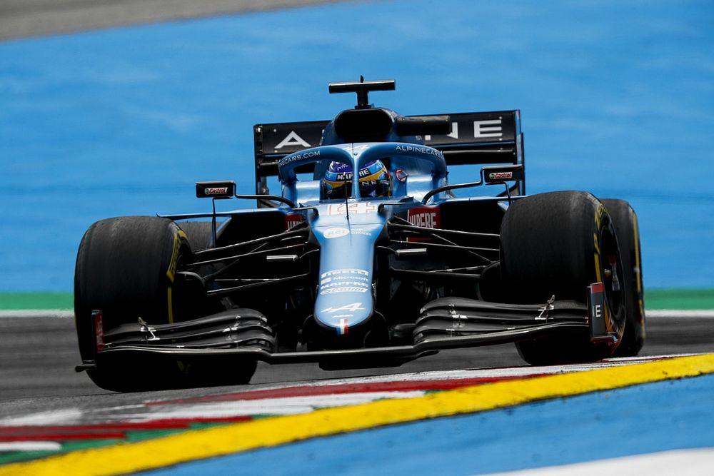Alonso nie szuka winnych