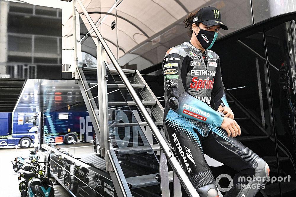 MotoGP: Morbidelli considera operar joelho após fim da temporada