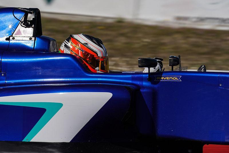 Rafa Câmara encerra intensivo de F4 a menos de 0s5 do melhor tempo em teste coletivo em Vallelunga