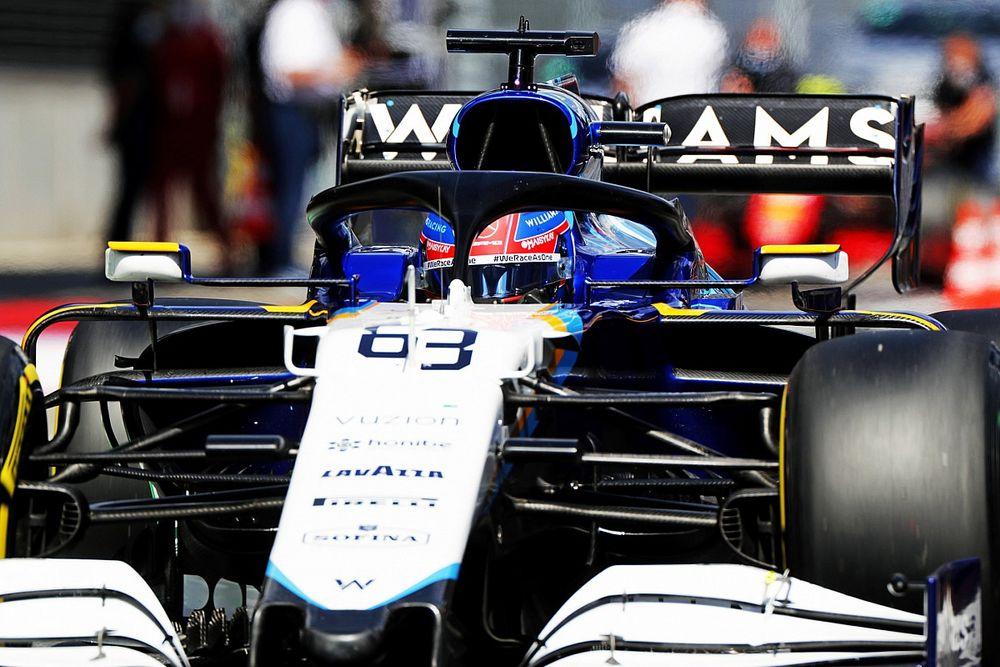 Russell, sprint yarış formatının Williams için iyi olup olmayacağı konusunda kararsız