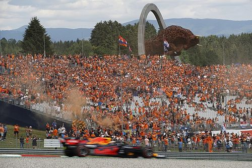 Fotogallery F1: le qualifiche del GP d'Austria 2021