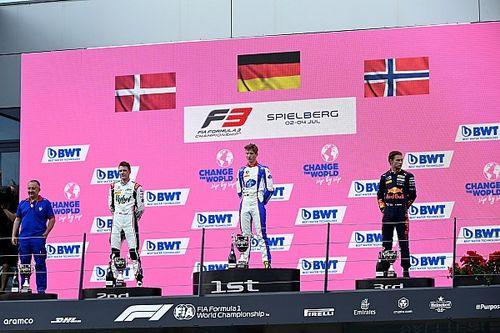 Austria F3: David Schumacher gana caótica segunda carrera