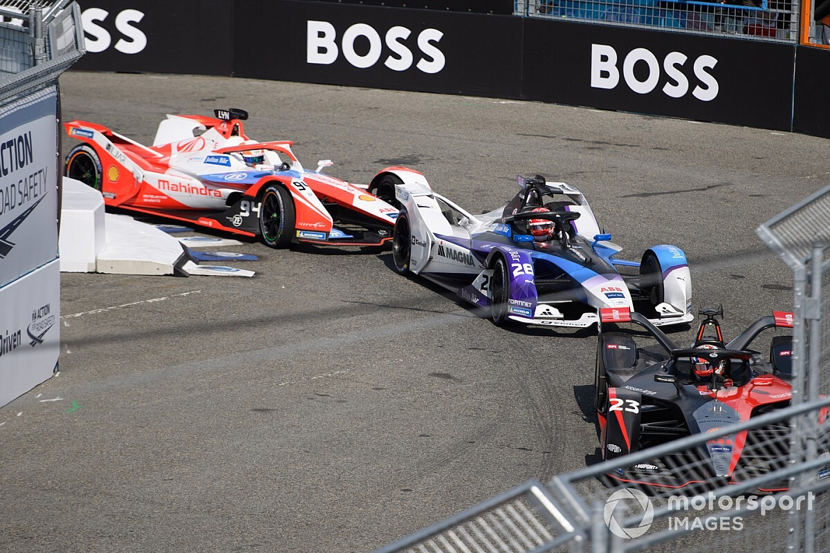 Proposed Formula E budget caps outlined for second Gen3 season