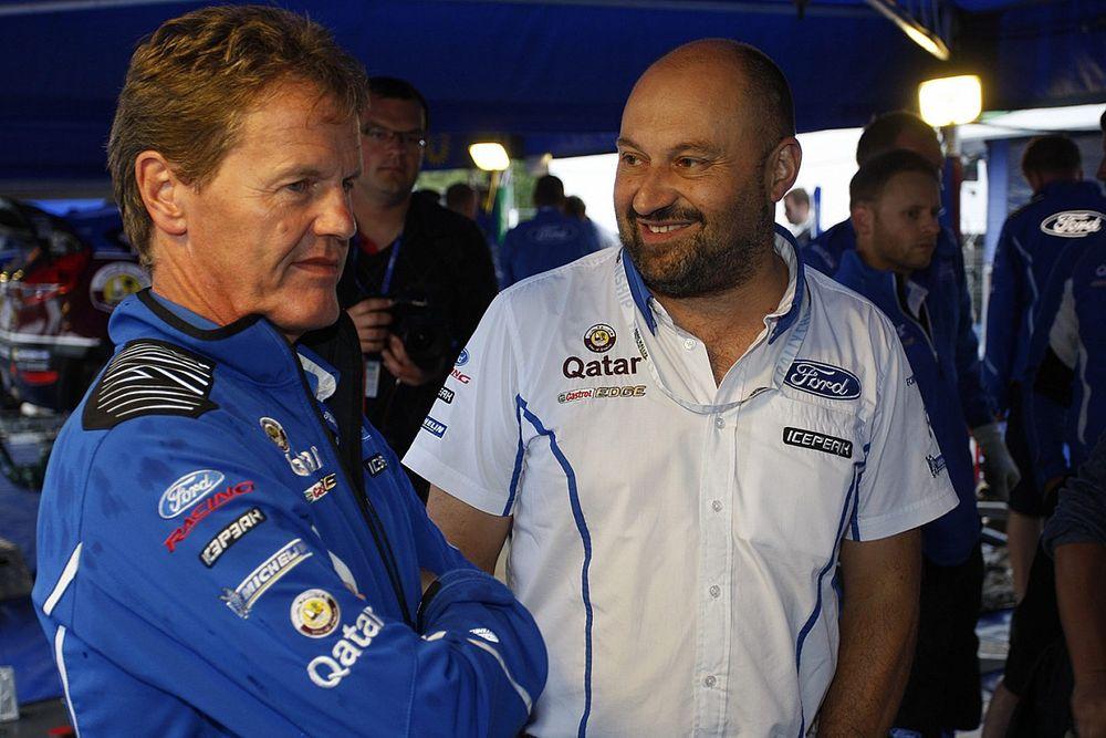 Hyundai secures M-Sport WRC technical veteran Loriaux