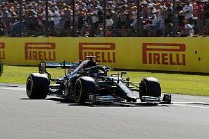 F1イギリス決勝速報:ハミルトン、フェルスタッペンとの接触でペナルティも、追い上げ逆転勝利!