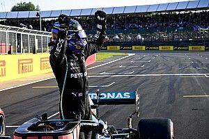 Triunfo de Hamilton y KO de Verstappen en una memorable carrera