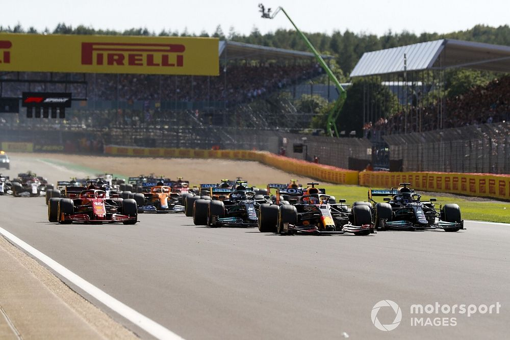 F1 considering standalone sprint race plan for 2022