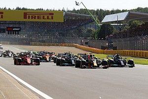 F1 British GP: Verstappen beats Hamilton in sprint to claim GP pole