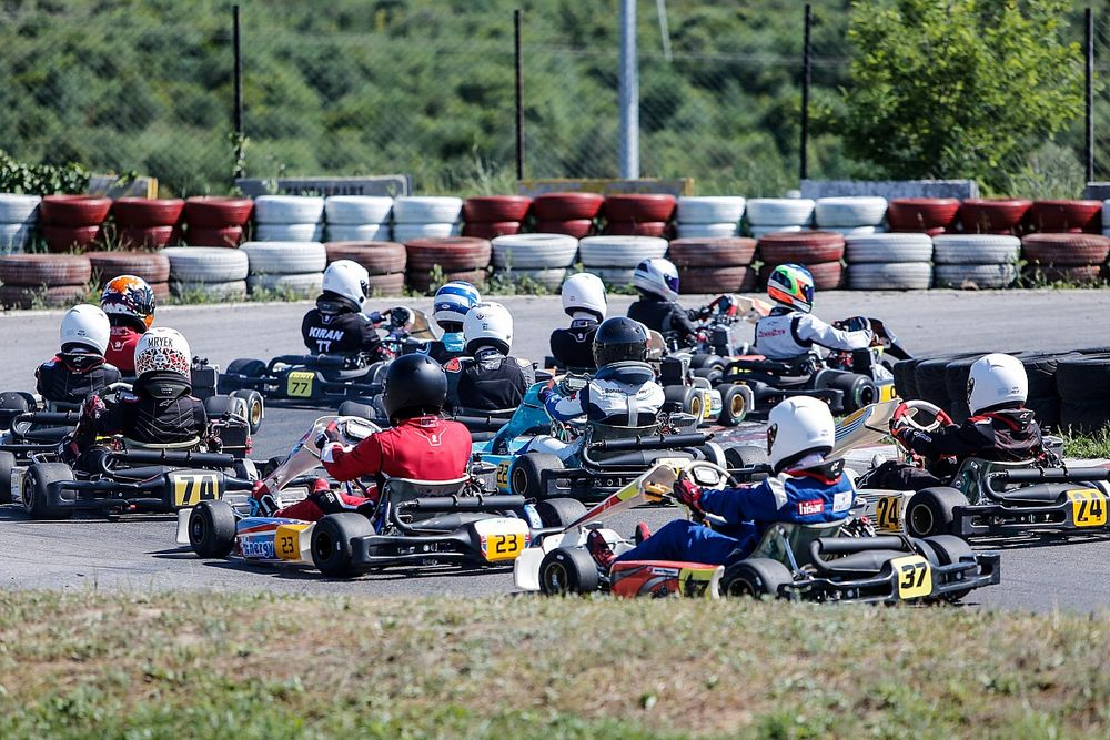 Karting heyecanı İzmir'e taşınıyor