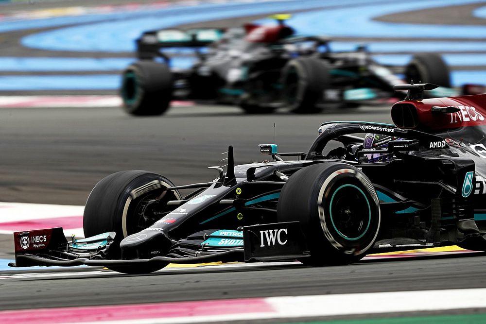"""Hamilton: """"Red Bull, düzlüklerde daha hızlıydı"""""""