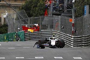"""Rosberg: """"Mick, két baleset már túl sok"""""""