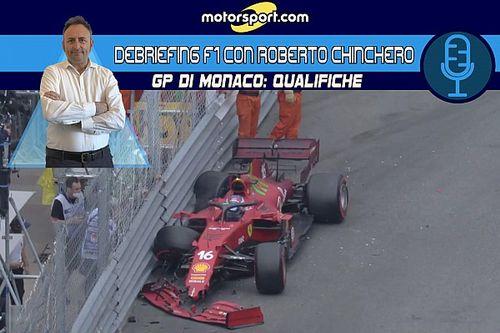 """Podcast F1, Chinchero: """"Sainz deluso è termometro della forza Ferrari"""""""