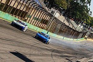 GT Sprint Race: Gerson Campos vence corrida 1 em Interlagos por apenas 0s002