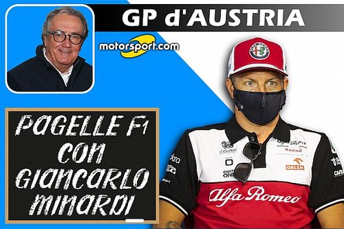 """Minardi: """"Raikkonen ne combina più di Bertoldo"""""""
