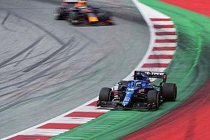 """Alonso pide que no haya """"grises"""" con los límites de pista en F1"""