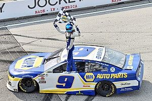 NASCAR's Chase Elliott is 'hungry for wins' with road racing ahead