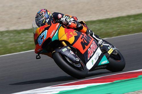 Moto2イタリア決勝:0.014秒差の決着! ガードナー優勝もぎとる。小椋藍追い上げ6位に