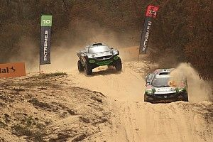 Extreme E to host rookie invitational test in Sardinia