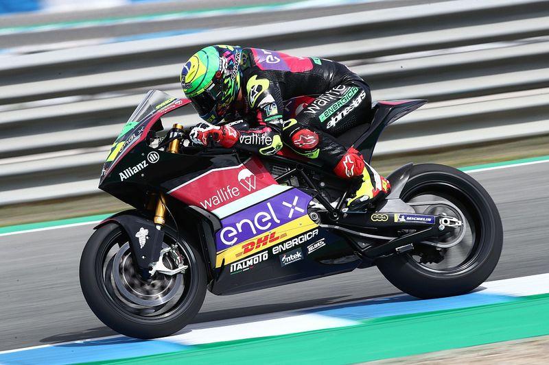 MotoGP destaca Eric Granado como representante do Brasil