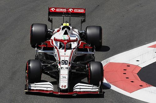 "Alfa's 2020 F1 struggles a ""good exercise"" in team growth - Vasseur"