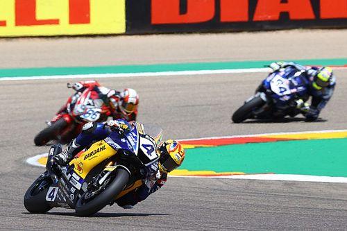 Hasil Race 2 WSSP Aragon: Odendaal Sempurna, Galang Hendra P10