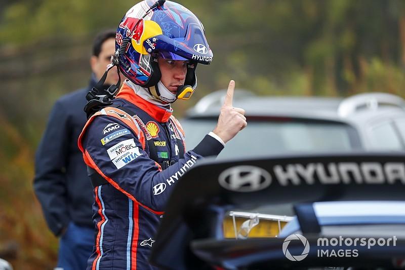 Троє у човні (якщо не рахувати титул): сезон мрії у WRC