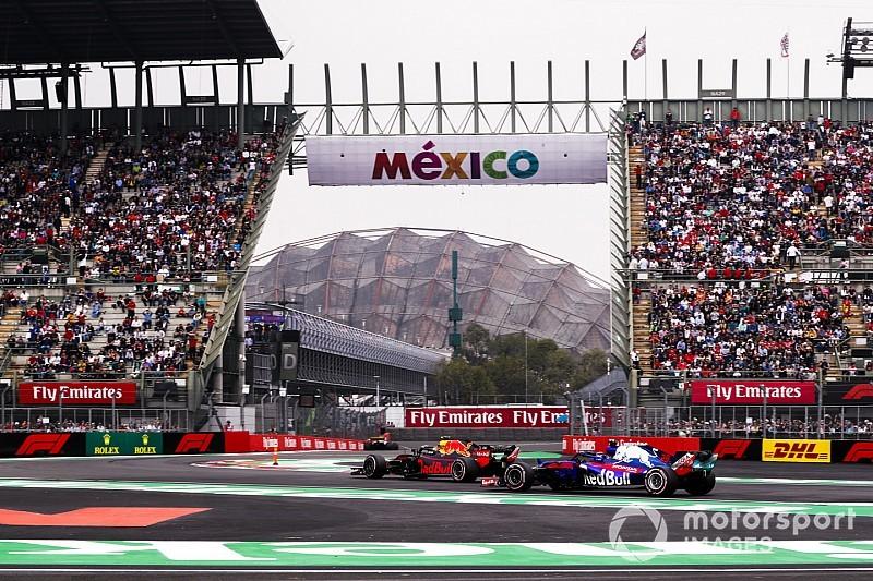 【動画】F1メキシコGP予選ハイライト