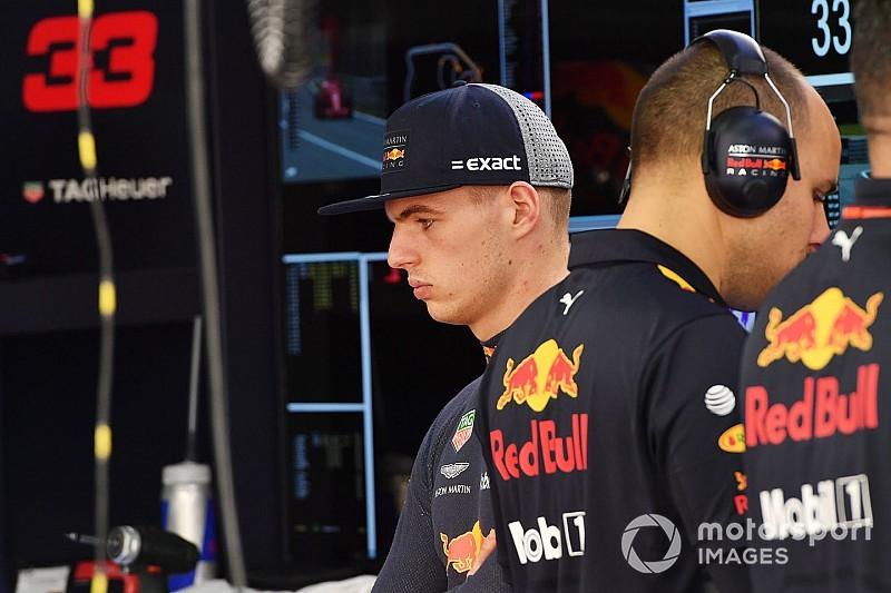 Verstappen parte para cima de Ocon após corrida