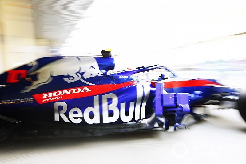 Video: Toro Rosso, Honda motorlu 2019 F1 aracını ilk kez çalıştırdı!