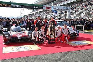 ル・マン優勝マシンとヤリスWRCが凱旋、TGRFで快挙を祝う
