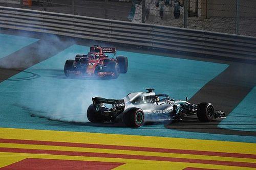 Vettel: foi o ano de Lewis e temos de aceitar isso