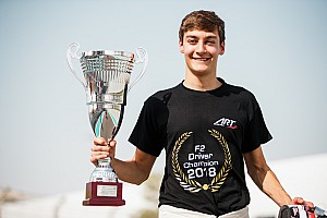 Klasemen akhir pembalap dan tim F2 2018