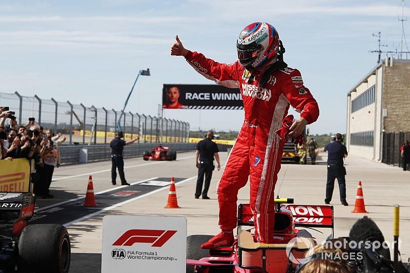 Com triunfo, Raikkonen quebra maior seca entre vitórias na F1