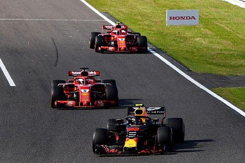 Vettel praat liever persoonlijk met Verstappen over rijstijl