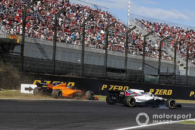 """Alonso: Ma pénalité montre """"la médiocrité de la F1"""""""