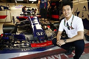 Yamamoto participera aux essais libres à Suzuka