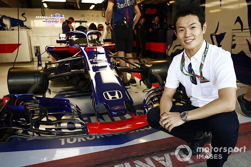 Yamamoto, Toro Rosso ile Japonya'da piste çıkacak
