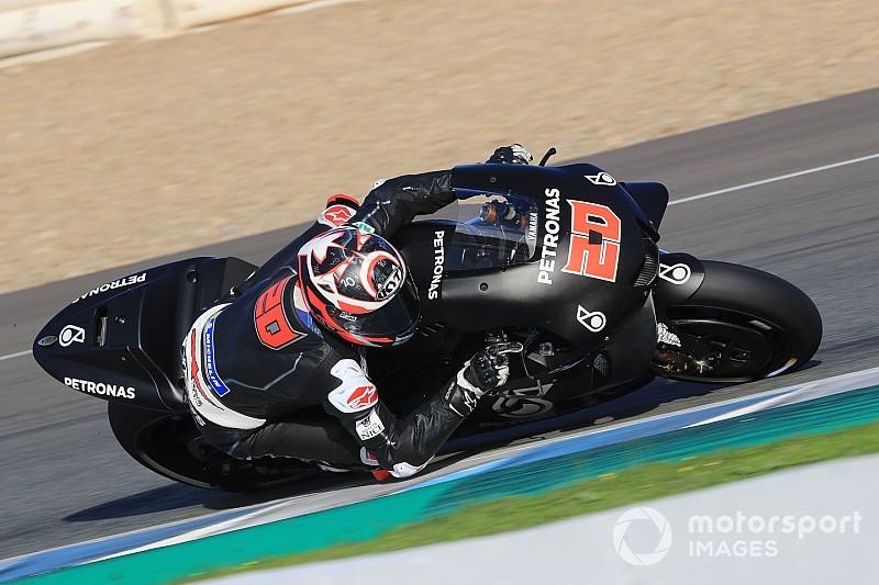 """Quartararo soddisfatto dopo i test di Jerez: """"Finalmente mi sono sentito veloce"""""""
