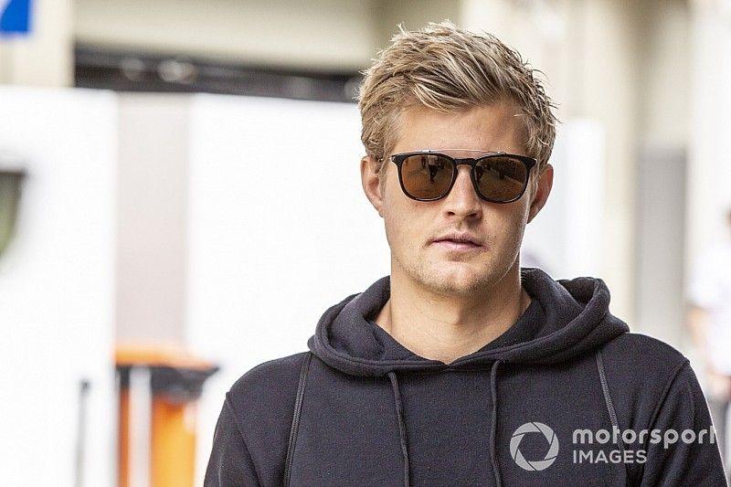 Marcus Ericsson impresionó en su primera prueba en IndyCar