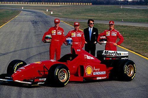 """Larini: """"Schumacher non mi ha voluto come compagno in Ferrari!"""""""