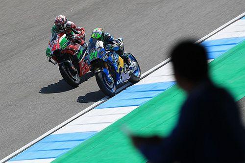GALERÍA: El comienzo del GP de Tailandia de MotoGP