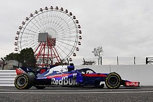 Toro Rosso pasang target lolos Q3 usai pembaruan Honda