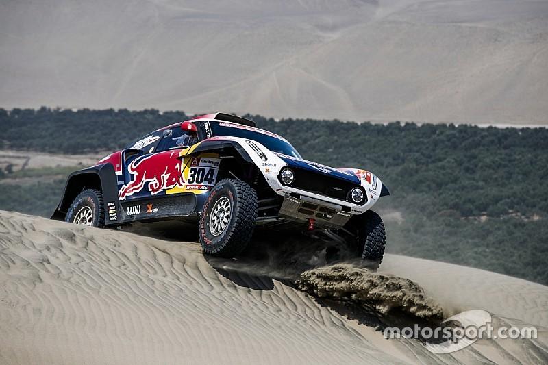 Dakar 2019, Stage 7: Peterhansel fastest, setback for Loeb